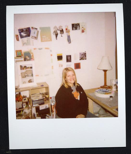 Day 9 - Me in my studio