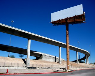 Freeway Billboard