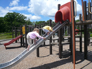 Boothbay Harbor playgrounds