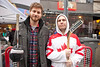 Dan Mangan & Bob Kronbauer - Hockey Day in Canada by Kris Krug