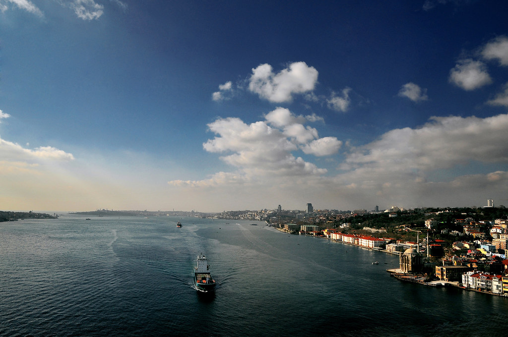 Bosphorus Straits