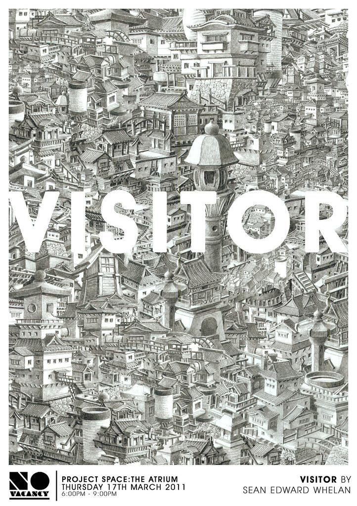 *Sean Edward Whelan:日本傳統建築化為人體般的龐然大物 4