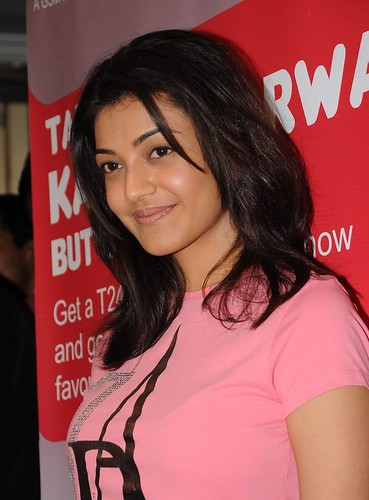 tamil actress hot images Sizzling hot face of tamil cinema Kajal Agarwal pic underwear sheer