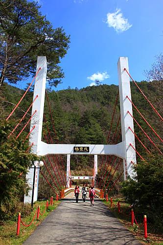 06N6武陵農場-七家灣溪兆豐橋