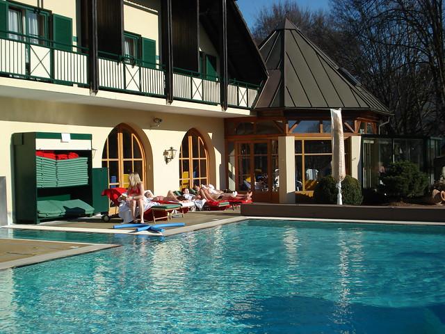 Wellness Im Hotel Mooshof