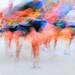 abstract marathon men... by jmtimages