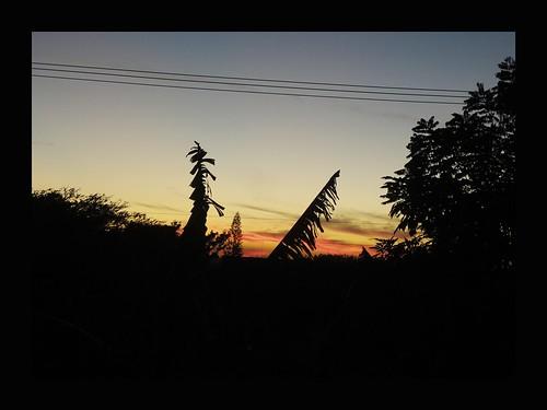 sunset sky nature beautiful night mexico atardecer late chiapas ocozocoautla
