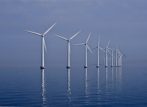 Middelgrunden offshore wind farm