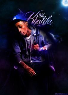 Wiz Khalifa Artwork