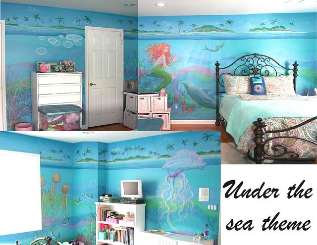 under water Bedroom