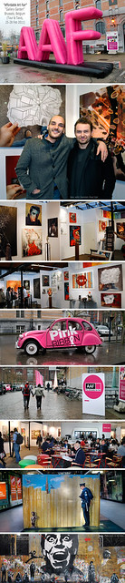Exhibition - Affordable Art Fair - Tour & Taxis - Belgium