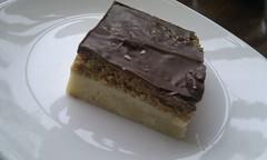 Chocolate Caramel Slice @ The Blackberry Cafe