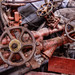 Rusty Valves, Holly Street Power Plant by Michael Tuuk