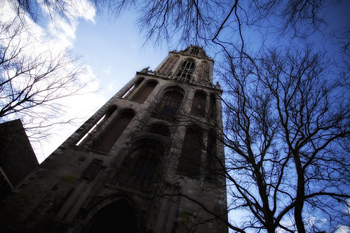 The Dom Tower, Utrecht (NL)