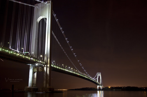 Verrazano at night....