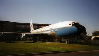Boeing VC-137B (USAF)