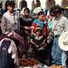 En el mercado - At market; Joyabaj, El Quiché, Guatemala