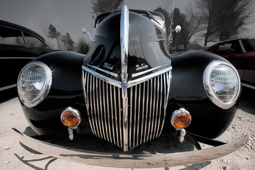 1939 Ford Deluxe Comin'At Ya'!