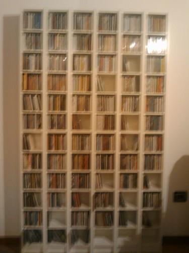 Tema la mia collezione di dischi svolgimento carlo - Ikea porta cd billy ...