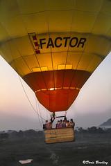 Ballooning Over Jaipur, India 2011