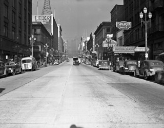 Second Avenue, 1944