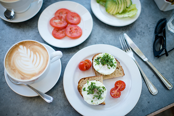 eatsleepwear, zinc-cafe-and-market, breakfast, coffee, poached-eggs