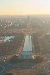 Monuments from the air