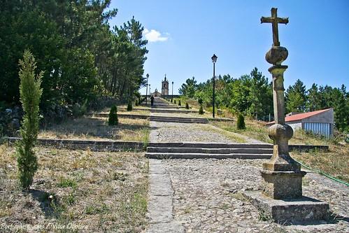 Santuário de Santo Antão - Peva - Portugal