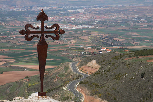españa castle landscape spain cross paisaje cruz castillo clavijo eos50d