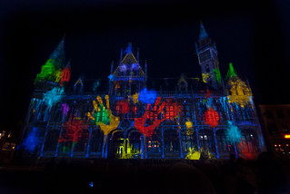 Light Festival Ghent