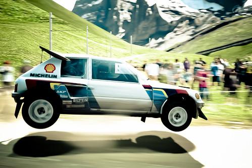Peugeot 205 turbo 16 Evo 2