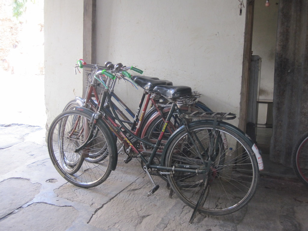Bike Ride - Udaipur