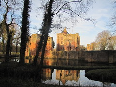 Castle Ruins in Amsterdam