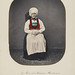 Small photo of A married woman from Qvams in Hardanger, Bergens Stift