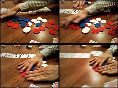 poker spoils