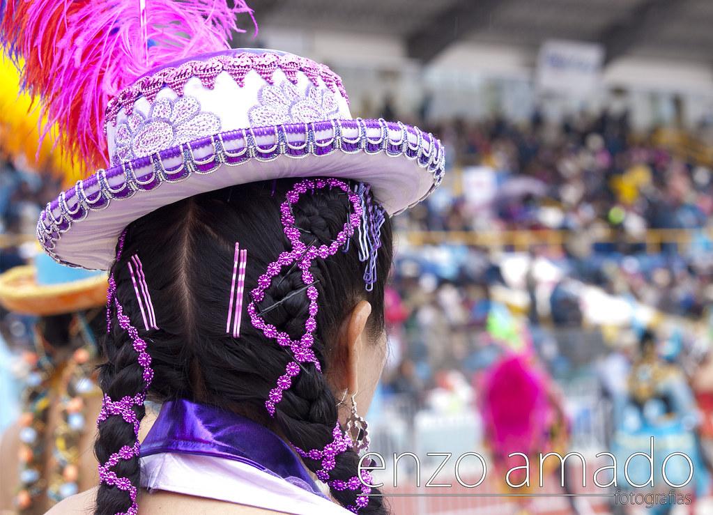 e9a3cae6fecc Detalle del sombrero finamente trabajado que a su vez comp… | Flickr