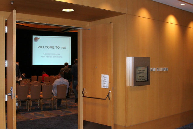 Conference Room Door Schedule