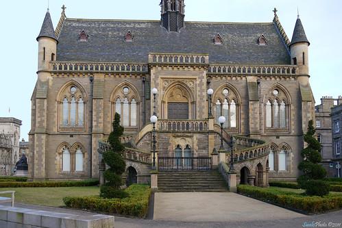 The McManus, Albert Square, Meadowside, Dundee
