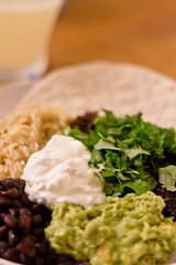 meal, vegetable, vegetarian food, dip, food, dish, guacamole, cuisine,