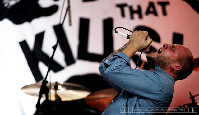 The Bronx-SOUNDWAVE- 26th February 2011-9