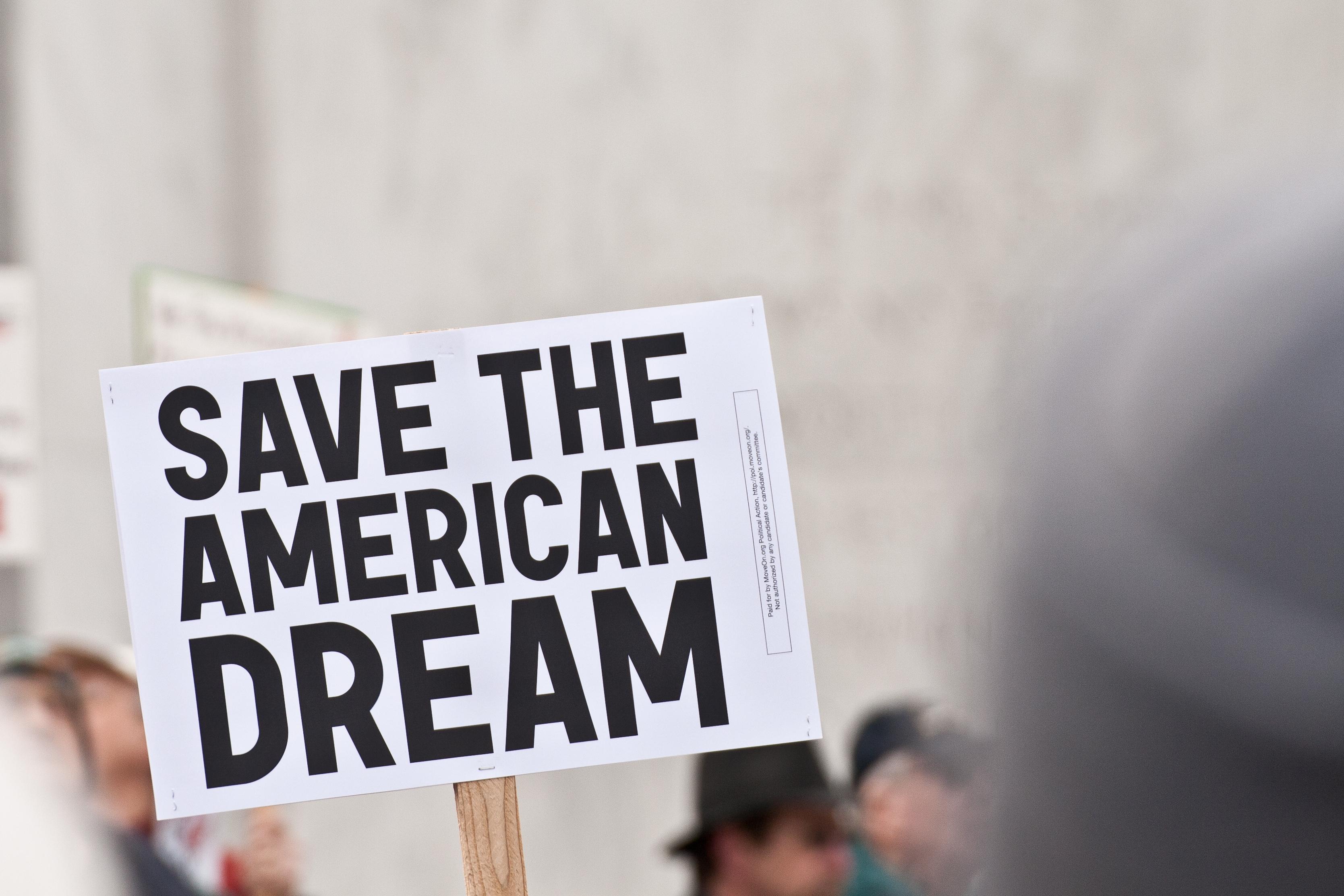 Save the American Dream