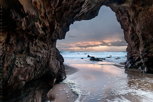 Gateway to Another World - Davenport, California