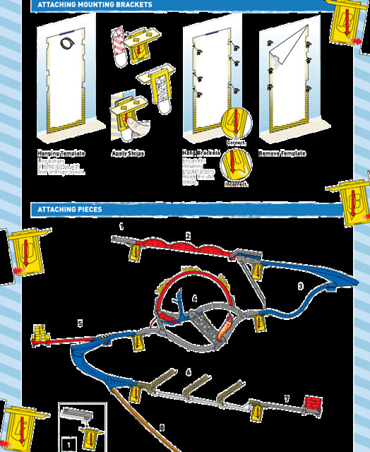 Awesome Hot Wheels Wall Track About My Blog