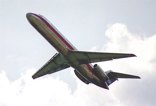 USAir DC-9-31; @DCA;19.07.1995