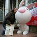 tats & bunny by ckwinny