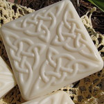 Celtic Knotwork soap