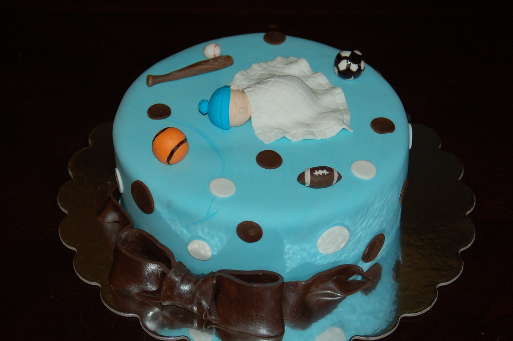 sports theme baby shower cakes sports theme baby shower cakes