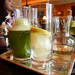 Lime-Mint Juice - Amman, Jordan