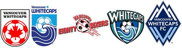 Vancouver Soccer Logos