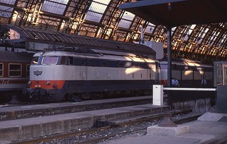 21.07.85 Milano Centrale E444.114